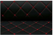 DT-DT Leatherette Upholstery Leather Diamond