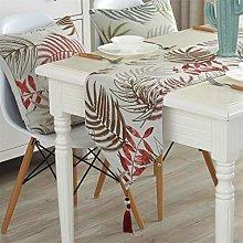 DTNSSTB Luxury Handmade Jacquard Cotton Linen