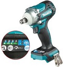 DTW300Z 18v LXT Brushless Impact Wrench 1/2'