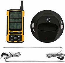 Dual Probe Wireless Remote Digital Transmission