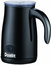 Dualit 84145 Milk Frother, Black