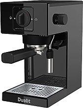 Dualit Espresso Coffee Machine   1.4L Capacity  