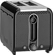 Dualit Studio S 2 Slice Toaster - Black