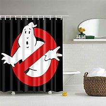 duanyunmei Waterproof Polyester Fabric Shower