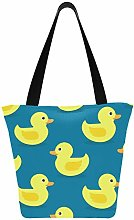 Duck Lovely Yellow Cute Everday 11×7×13 Inch