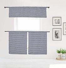 Duck River Textile Kitchen Curtains and Valances