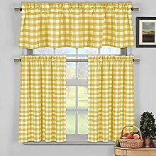 Duck River Textile Kitchen Curtains and Valances