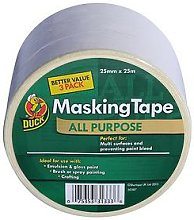 Duck Tape Duck All Purpose Masking Tower 25Mm X