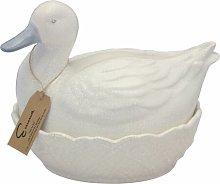 Ducks and Hens Egg Basket Fairmont and Main Ltd