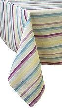 Duckydora Amalfi Tablecloth, wipeclean-180 cm,