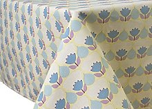 Duckydora Florence Tablecloth, wipeclean-180 cm,