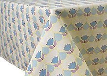 Duckydora Florence Tablecloth, wipeclean-230 cm,