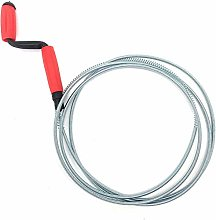 Ducomi Spiral Drain Plunger, Spring Plumbing for