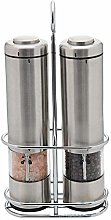 duhe189014 Battery Operated Salt And Pepper
