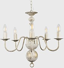 Duke 5 Light Candle Style Chandelier Lily Manor