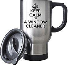 Duke Gifts KEEP CALM I'm a Window Cleaner