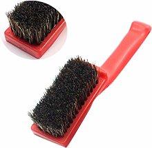 DULALA Brushes Shoe Brush with Stiff Bristles for