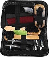 DULALA Shoes Cleaning Brushes Set Shoe Care Kits