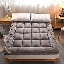 DULPLAY 100% Cotton Futon Mattress,japanese Floor