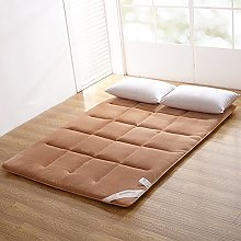 DULPLAY Tatami Mattress topper,Non-slip Thicken