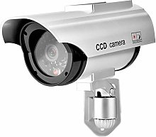Dummy Security Camera, Highly Realistic Fake