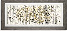 Duncan Waller - 'Jewelled' Framed Canvas