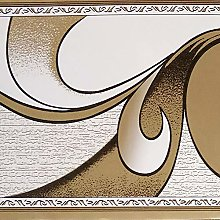 Dundee Deco BD3221 Peel and Stick Abstract Brown