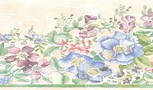 Dundee Deco BD6066 Prepasted Wallpaper Border -