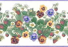 Dundee Deco BD6068 Prepasted Wallpaper Border -