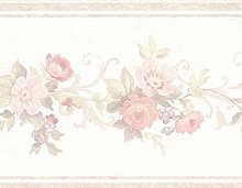 Dundee Deco BD6199 Prepasted Wallpaper Border -