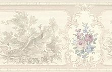 Dundee Deco BD6204 Prepasted Wallpaper Border -