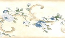 Dundee Deco BD6265 Prepasted Wallpaper Border -