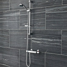 Dune Bar Mixer Shower with Shower Kit - Nuie