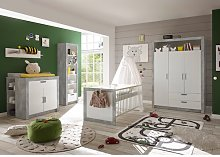 Dunlap 3 Piece Nursery Furniture Set Isabelle & Max