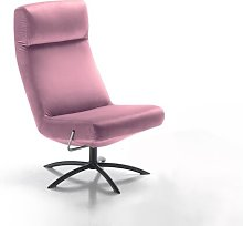 Dunmire Swivel Lounge Chair Ebern Designs