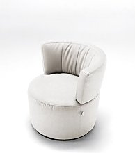 Dunson Swivel Tub Chair Ebern Designs Upholstery