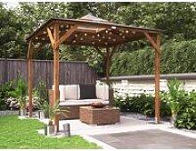 Dunster House Ltd. - Wooden Gazebo Erin W2.5m x