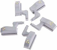 DUO ER 5Pcs Universal Inner Hinge LED Sensor