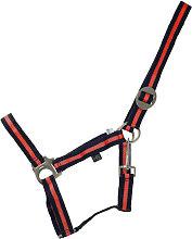 Duo Head Collar (Cob) (Navy/Red) - HY