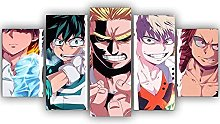 DUODUOQIAN Anime Pictures Manga Hero Figure 5