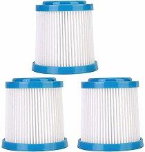 Duokon 3pcs Vacuum Cleaner Filter Accessory Filter