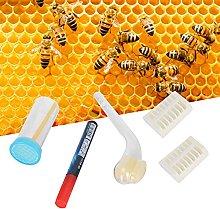 Duokon Queen Marking Kit Queen Bee Marking Pen Set