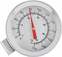 Duokon Wine Beer Thermometers,Kettle Clip on Dial