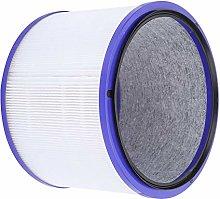 Durable Air Filter, 21.4x16cm Air Purifier