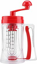 Durable and Non-Toxic Batter Mixer, Hand-held