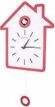 Durable Cuckoo Design Clock, Report Clock, ABS
