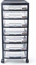 Durable Drawer Storage Cart 7-layer Drawer File