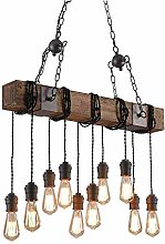 Durable Exquisite 10-Lights Industrial