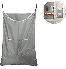 Durable Oxford Bag Laundry Bag, Fabric Basket Over