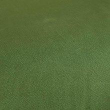 Durable Quality New Green Plain Soft Velour Faux